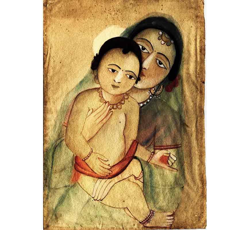 Sunayani Devi – forgotten first modern woman artist of Bengal School of Art