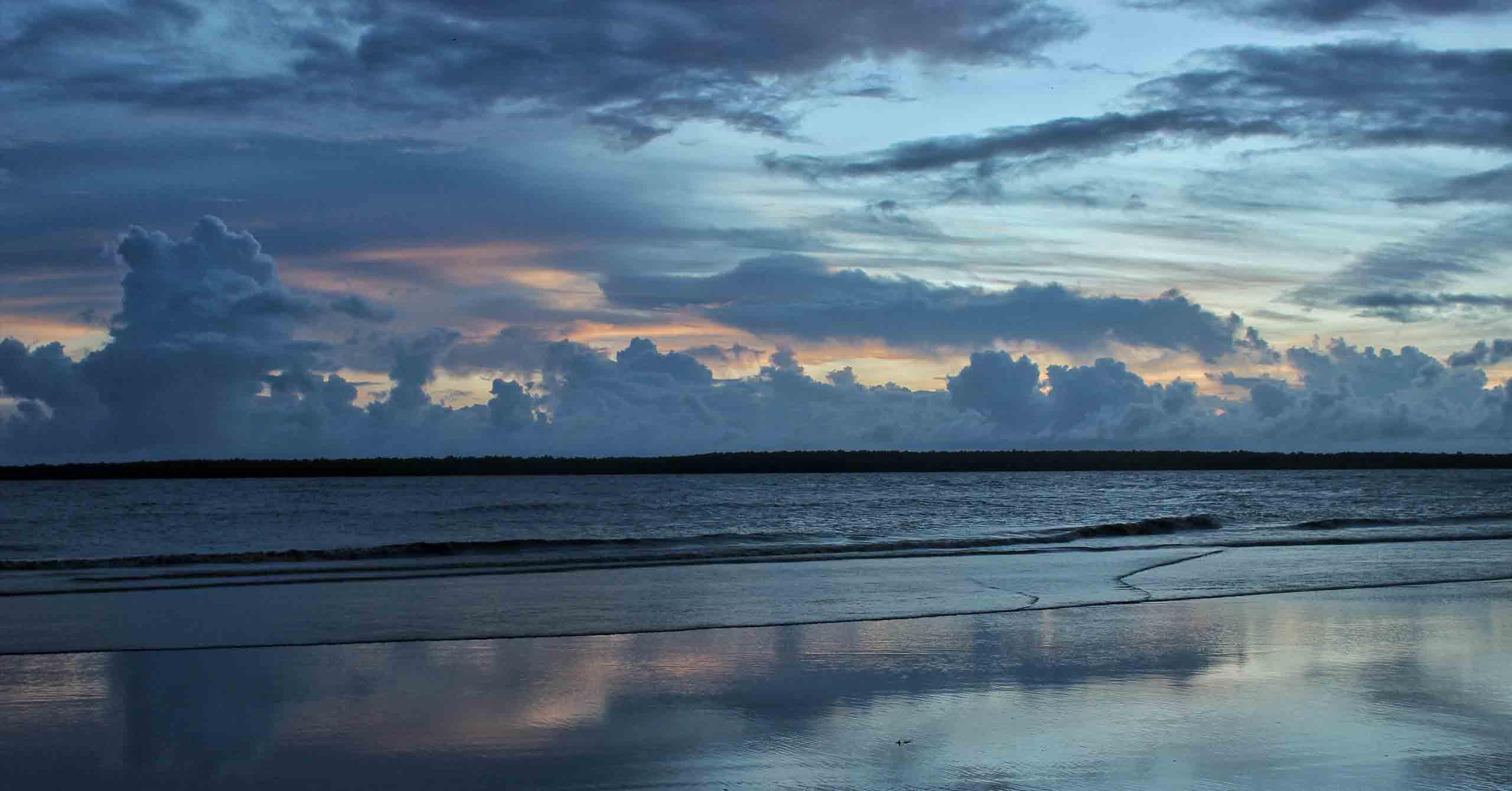 Nijhum Island – The Island of Silence