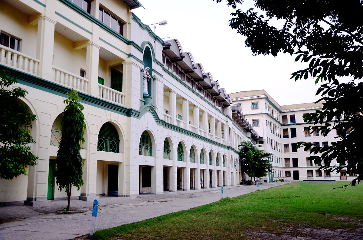 Did you know St Xavier's College was established twice?