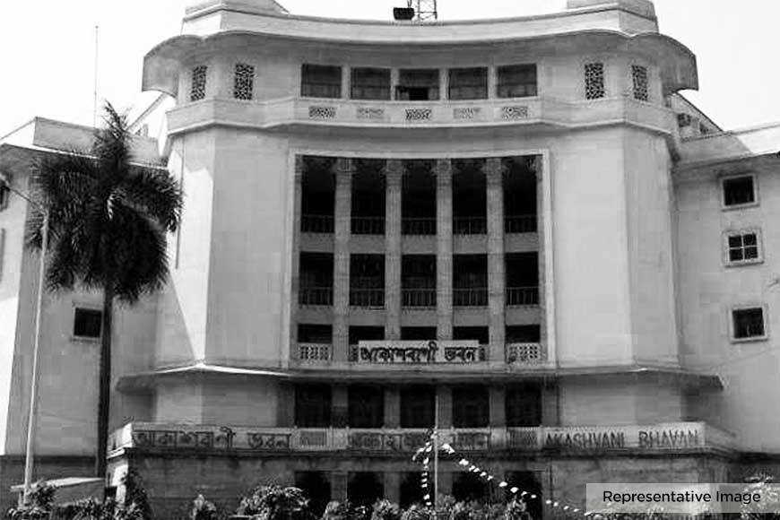 India's first Broadcasting Company was here in Kolkata where Ghosts of Garstin Place rule