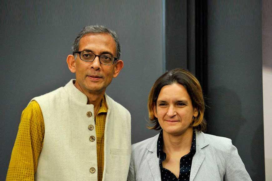 Abhijit Banerjee will receive Nobel Prize this afternoon at Stockholm