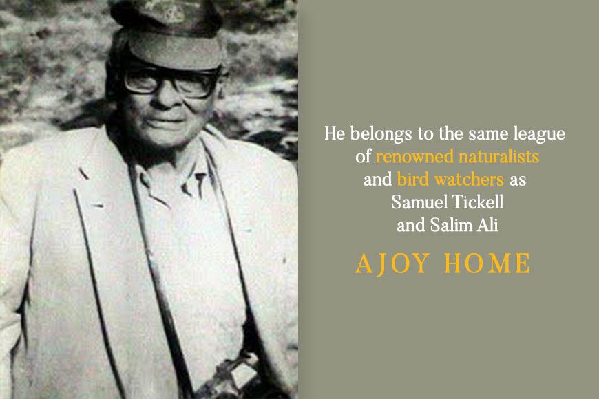 Recalling Ajoy Home, the Birdman of Bengal