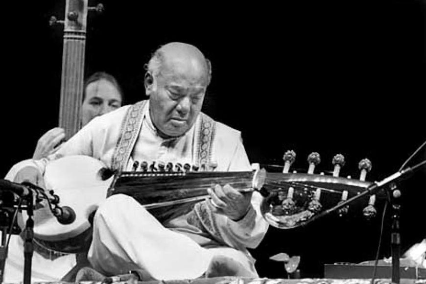 Ali Akbar Khan and his musical journey