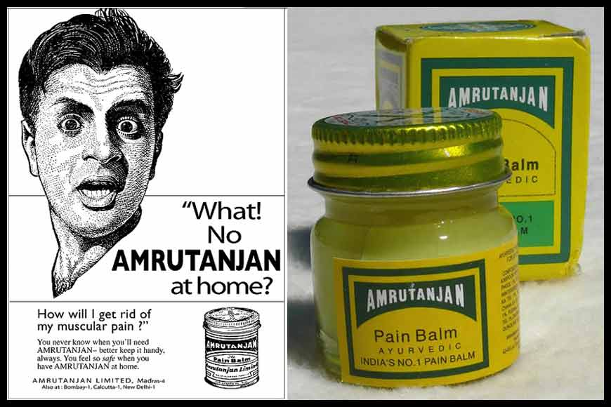 Did you know that Amrutanjan, the iconic pain balm, was founded in British Calcutta