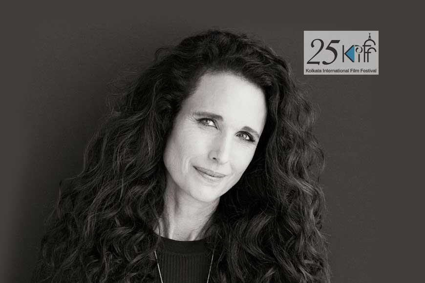 How Andie MacDowell, Sex, Lies & Videotape star prepared for her Kolkata trip?