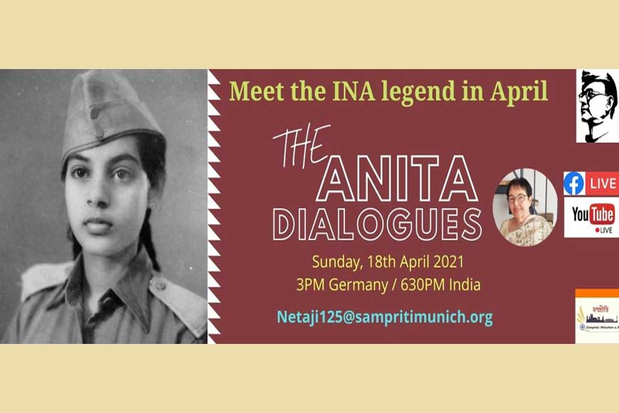 A meeting with living legend and one of Netaji's lieutenants