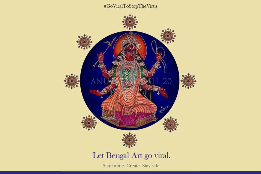 Let Bengal Art Go Viral