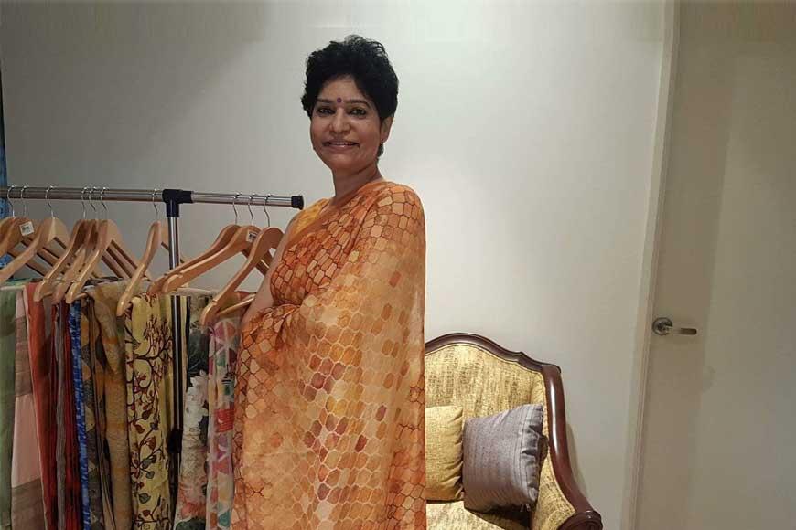Pune-based designer Aparna Sastry on Bengal Handloom