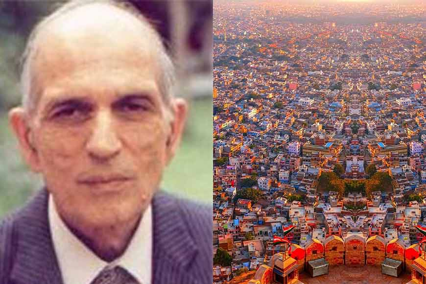 Bengali architect Vidyadhar Bhattacharya who built Jaipur, India's first planned city