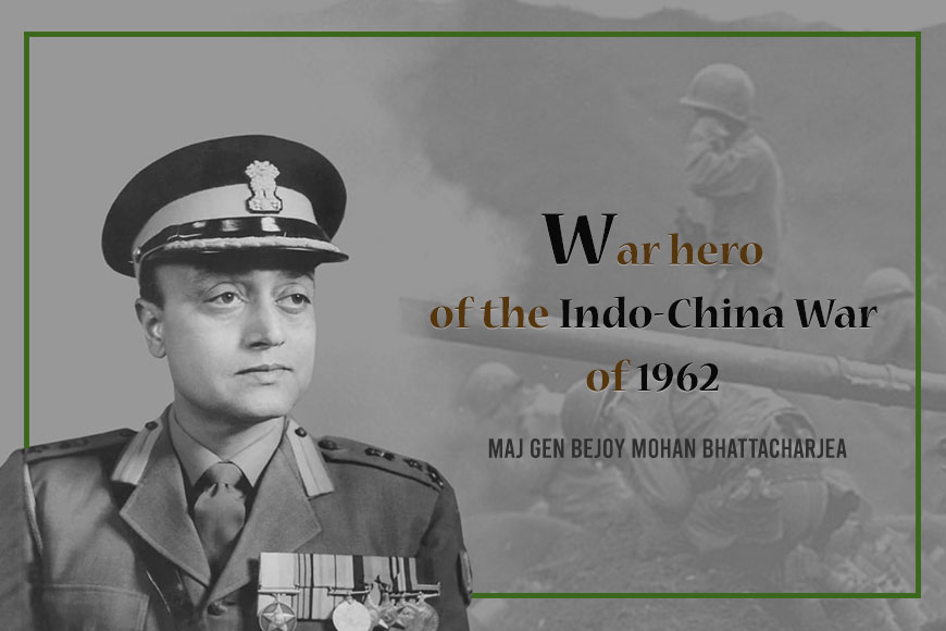 Decorated war hero of the Indo-China War 1962