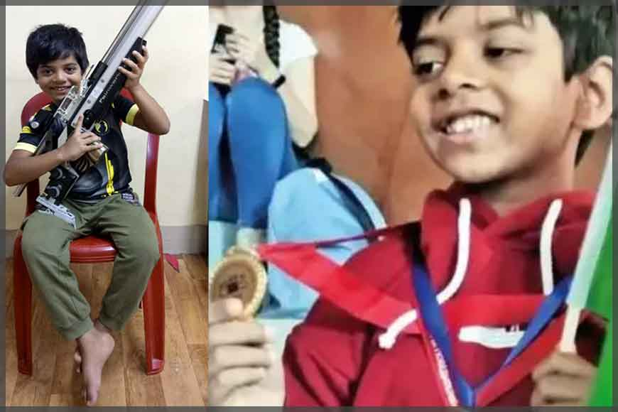 Bengal boy 8-year-old beats cancer to win Table Tennis gold at world event