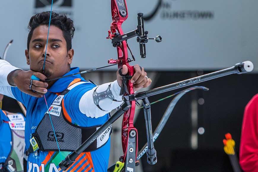 Bengal's 'Arjun' Atanu Das defeats 4-time Olympic medalist at Tokyo Olympics