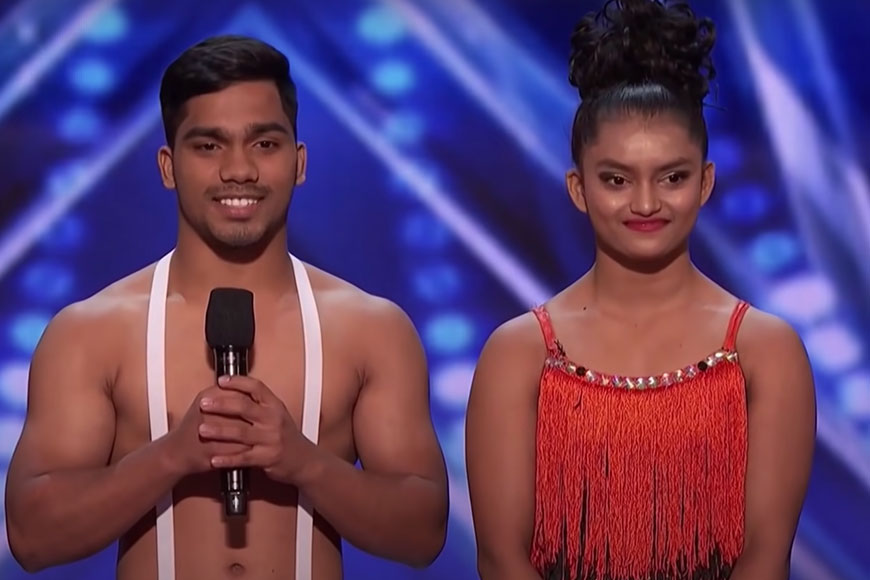 Farmer's daughter from Bengal, dances her way to America's Got Talent show!