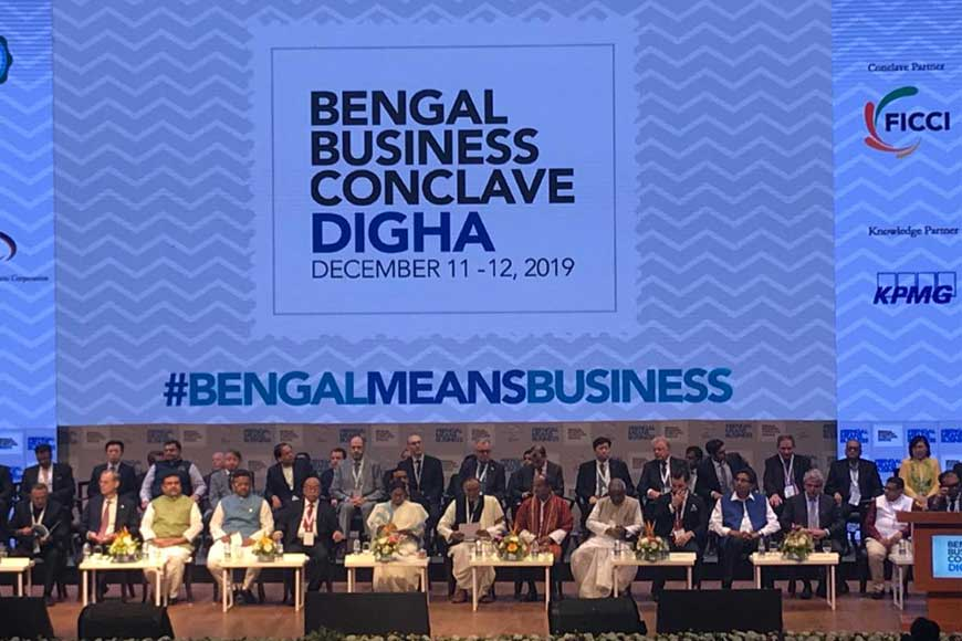 BREAKING! West Bengal bags 2,750 cr investment on first day of Bengal Business Conclave