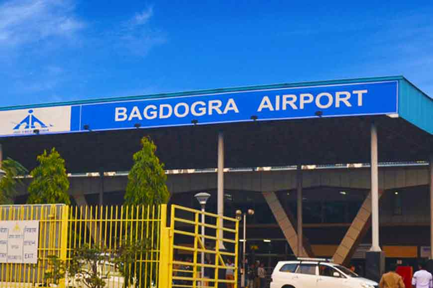 Demand to change name of Bagdogra Airport! Why?