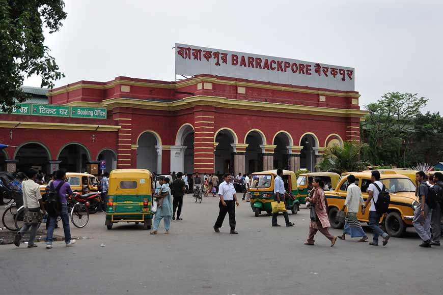 Barrackpore, the ancient town the British 'adopted'