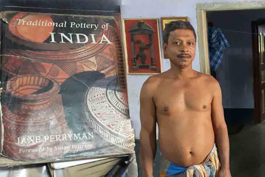 Meeting Baul Karmakar --- The Terracota Warrior of Bankura