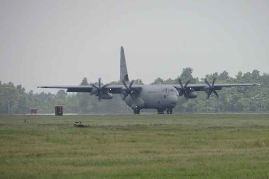 Airfield to house Super Hercules