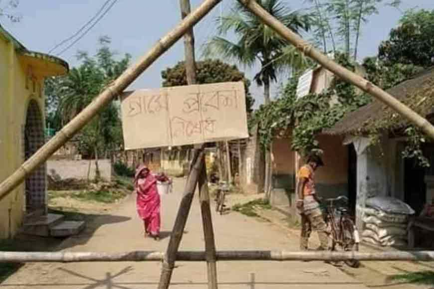 How Bengal's tribal villages are quarantining migrants
