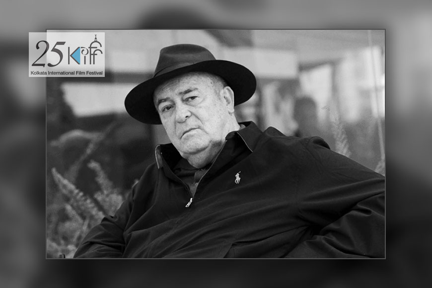 Director who called Hollywood 'The Big Nipple' -- KIFF Special Homage to Bernardo Bertolucci