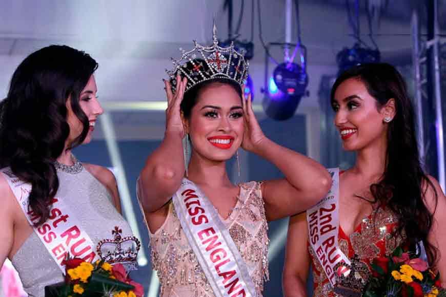 Miss England 2019 is a Bengali girl! Kudos to Bhasha Mukherjee