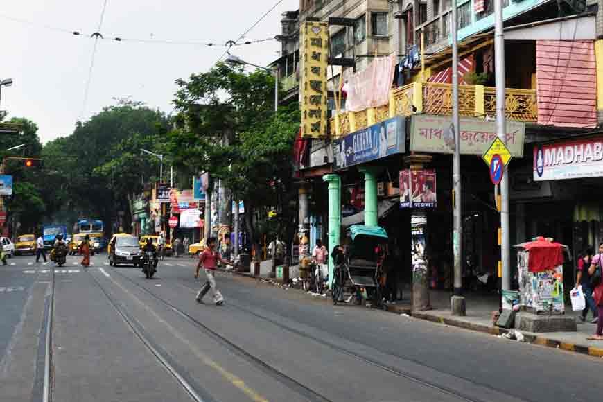 Bidhan Sarani - where ancient Kolkata still lives!