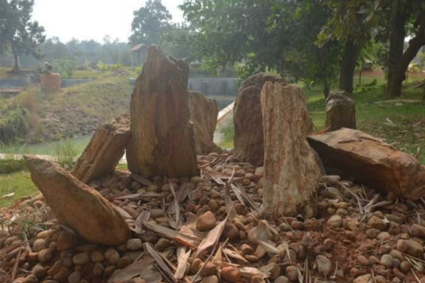 West Bengal's only fossil park, a storehouse of its natural heritage