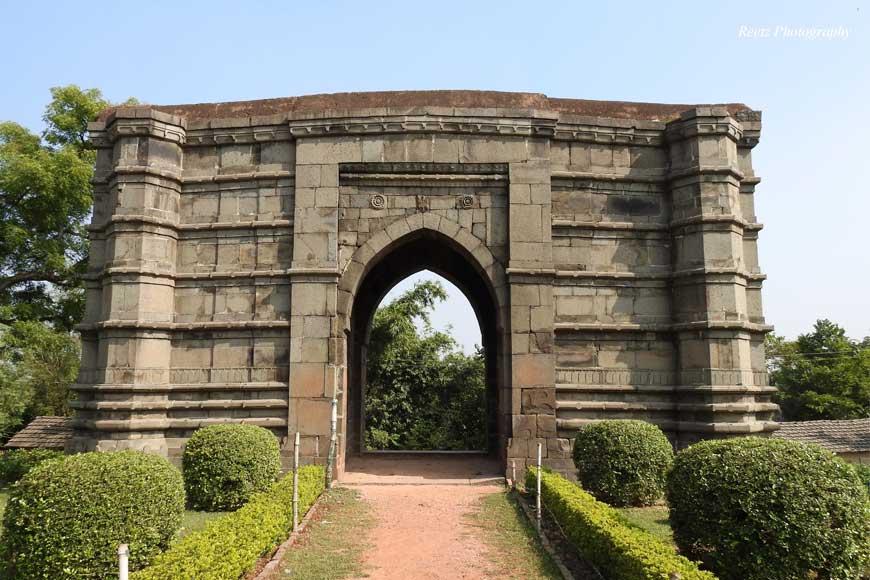 Golden era of Gour inscribed on Boro Sona Masjid