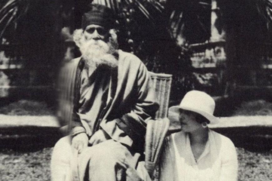 Did Victoria Ocampo turn Rabindranath Tagore into a painter?