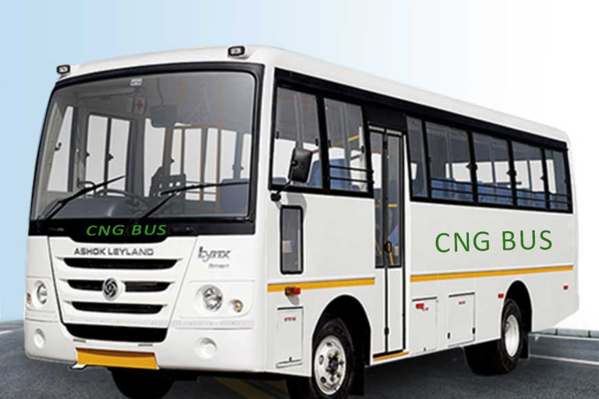 BREAKING! From March Kolkata will get CNG buses to curb air pollution