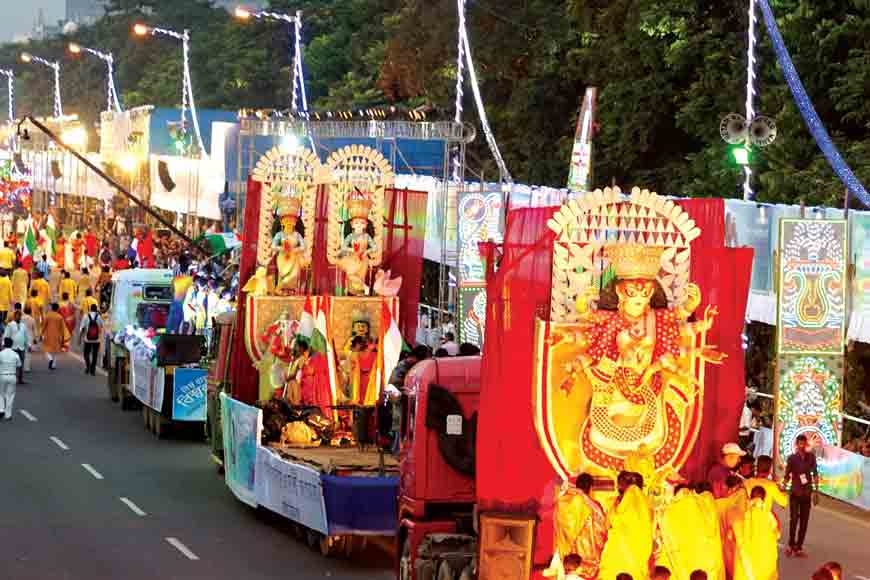 Not to miss Durga Puja Carnival on Red Road tomorrow