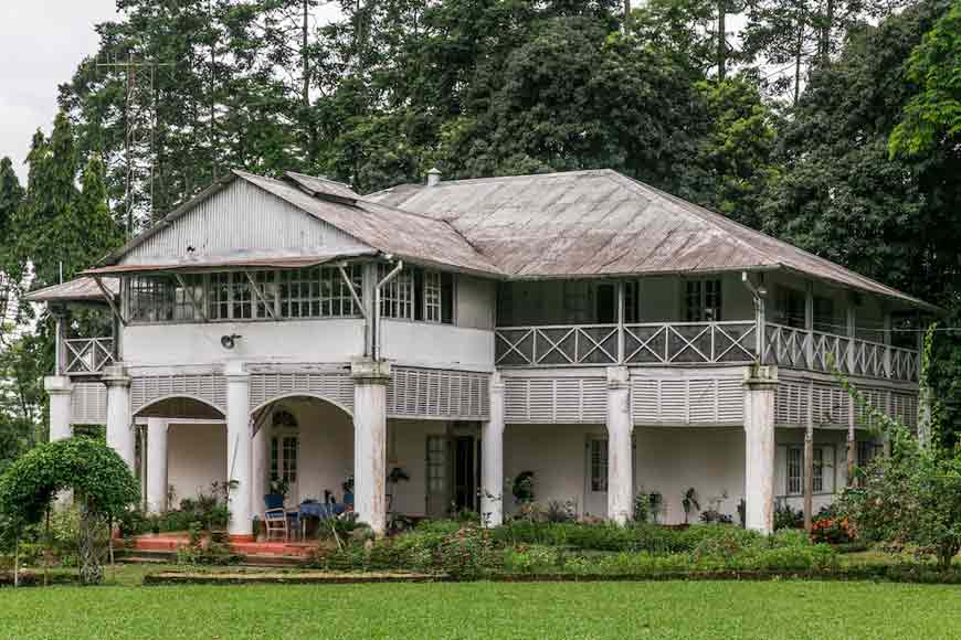 Tea garden bungalows of North Bengal come alive in new book