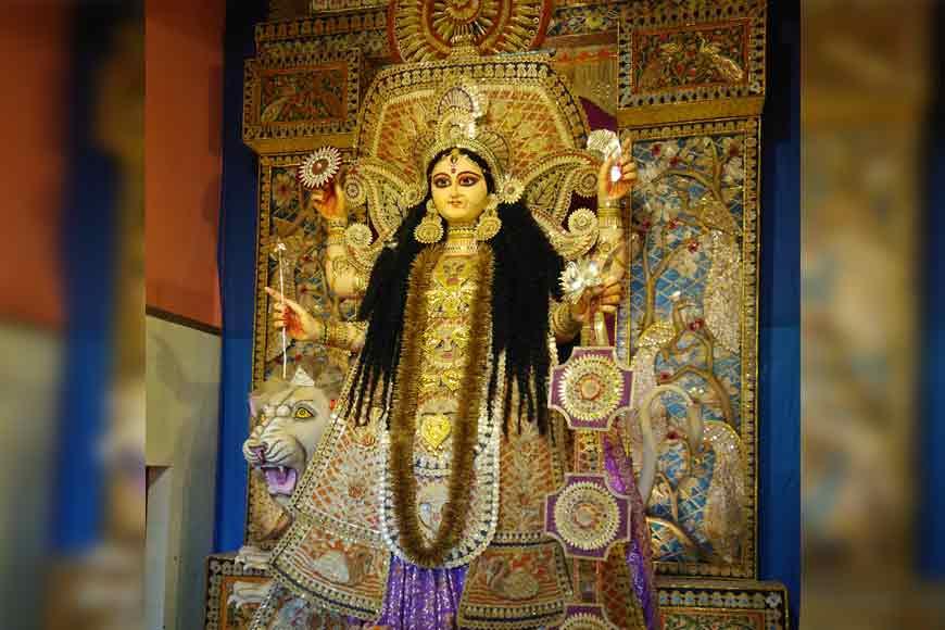 Did you know Bankim Chandra depicted Jagadhhatri as 'Bharat Mata?'