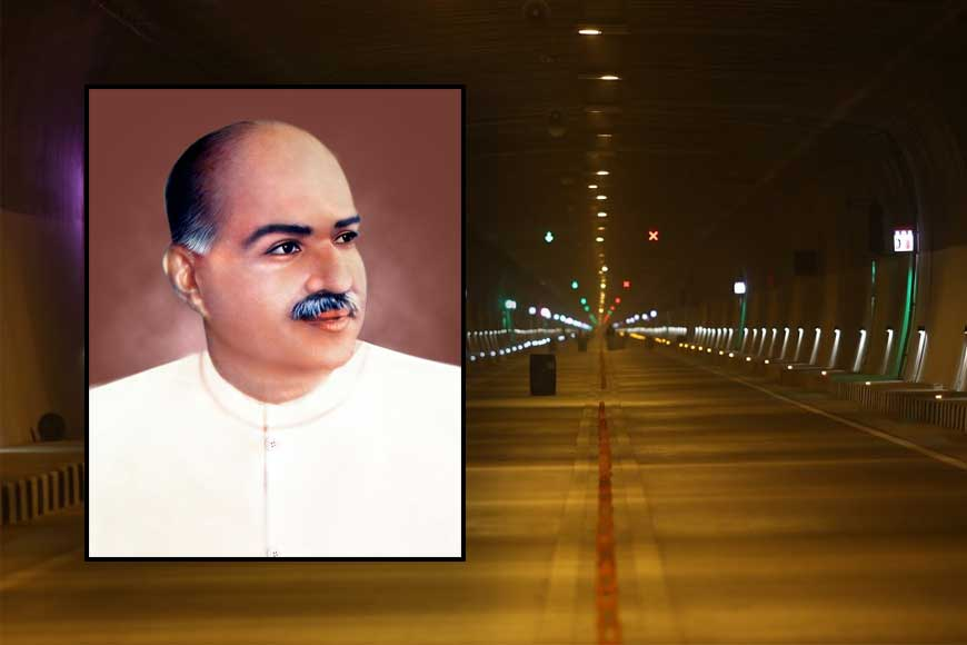 BREAKING NEWS! India's longest road tunnel to be named after Shyama Prasad Mukherjee!