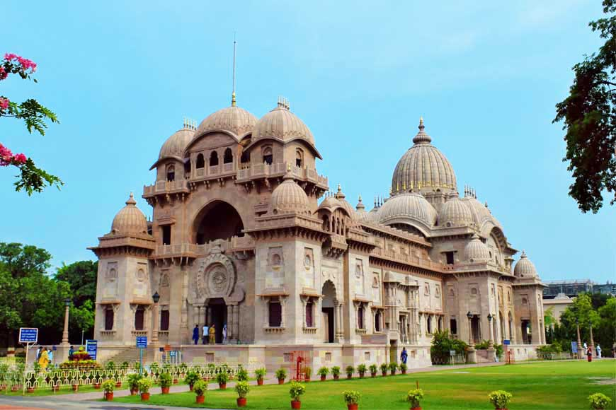 Belur Math opens gates for COVID warriors -- doctors and nurses