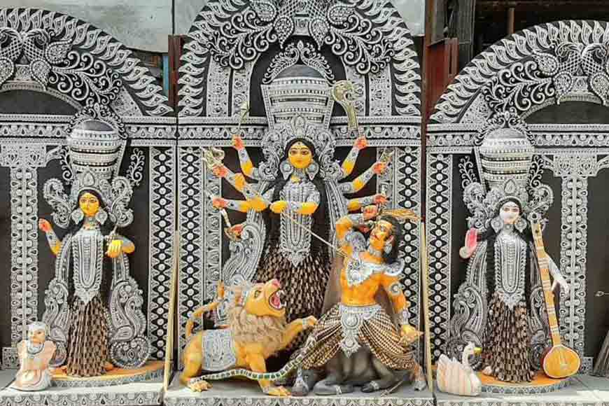 Kumartuli Turnaround – Season's 1st Durga Idol sets sail to Sydney