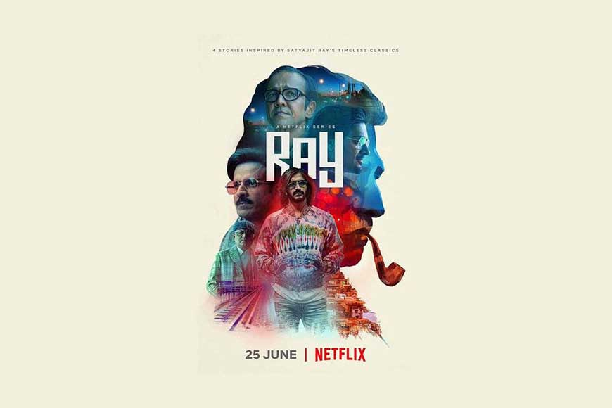 When Satyajit Ray breaches the domain of Netflix!