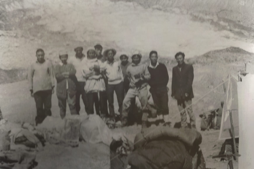 Jogen Chowdhury- Life and times