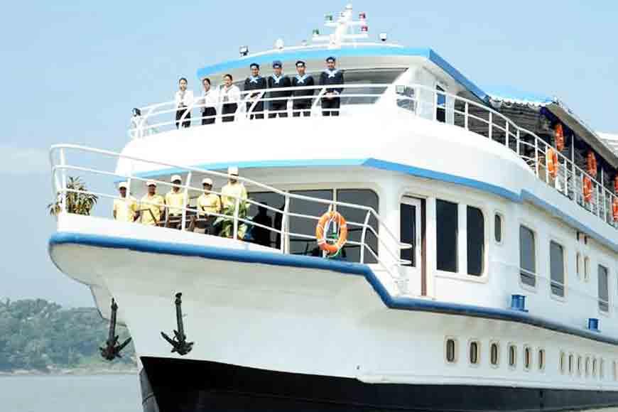 cruise down Ganga, Jamuna and Brahmaputra
