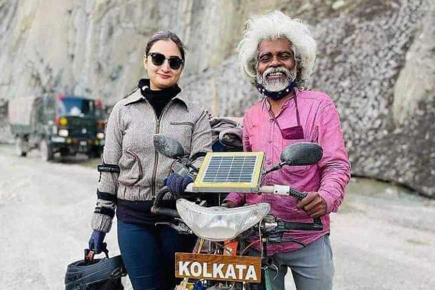 Parimal Kanji – Kolkata's green crusader and his cycling expedition across India