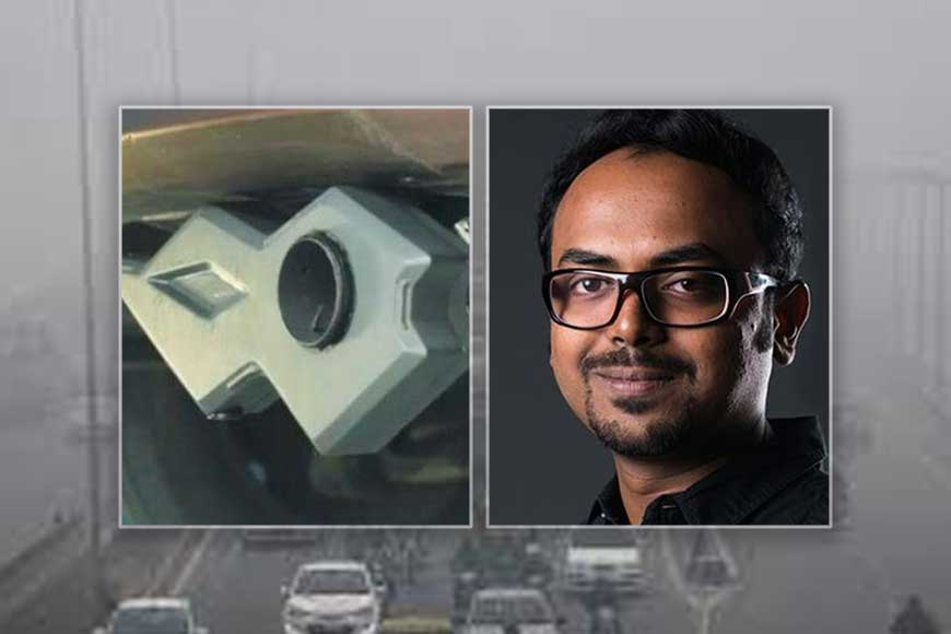 IIT student Debayan Saha's Minus 2.5 to combat Delhi pollution this winter