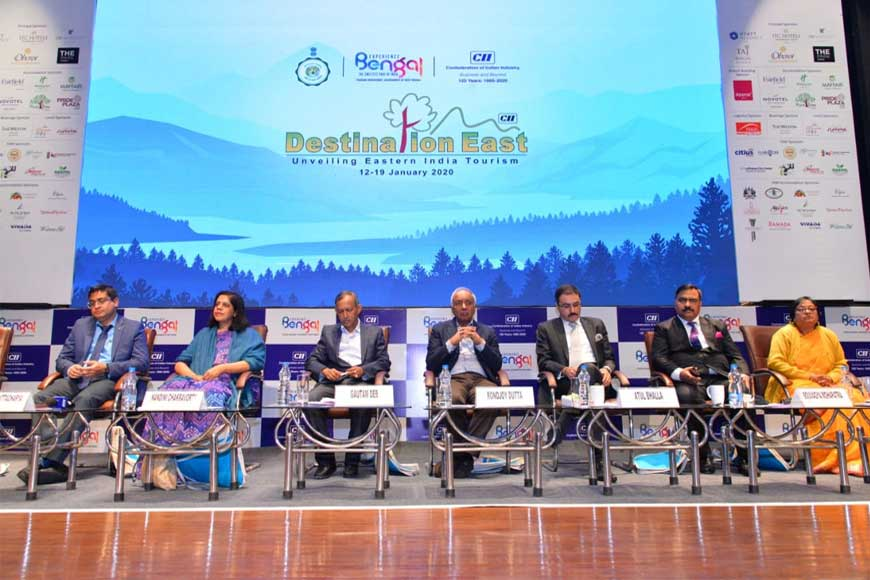 107 delegates from 37 countries joined Destination 2020