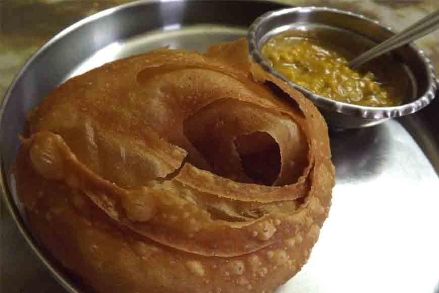 Nostalgic trip of Dhakai Paratha