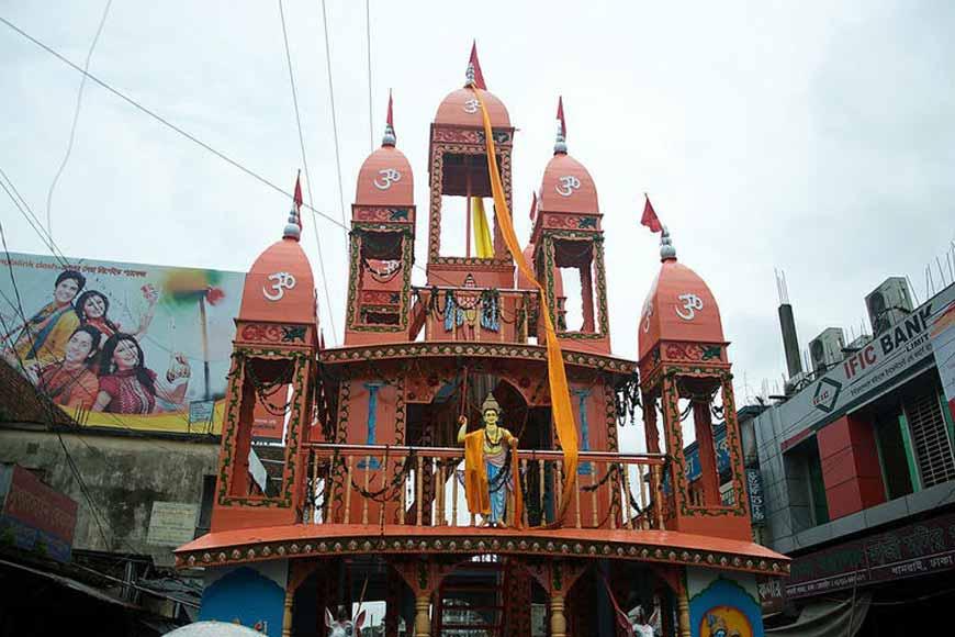 Rath Yatra, a global festival