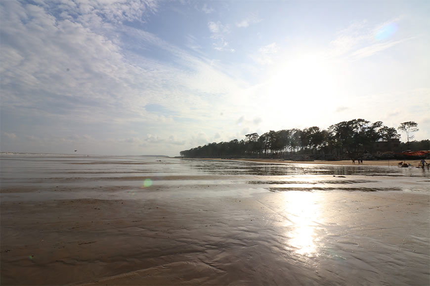 Did you know Warren Hastings founded Digha and called it 'Brighton of the East!'
