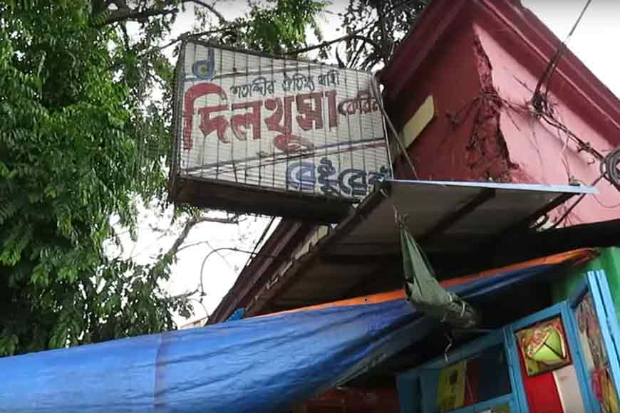 Dilkhusha Cabin got prestigious Heritage Eatery Tag yesterday 110-year-old