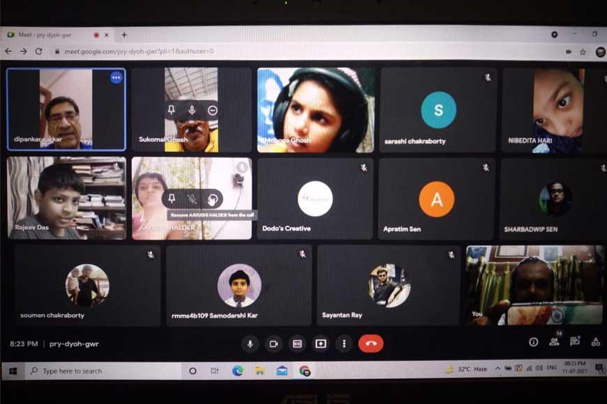 Dodo'r Dushtumir Class -- Virtual exploration outing for kids in Kolkata