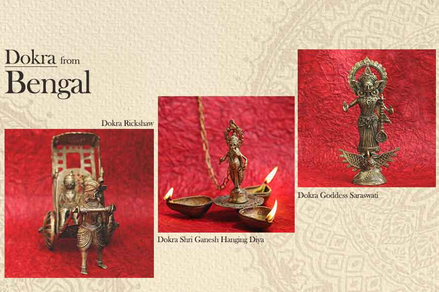 Dokra handicraft, a thing of ancient beauty