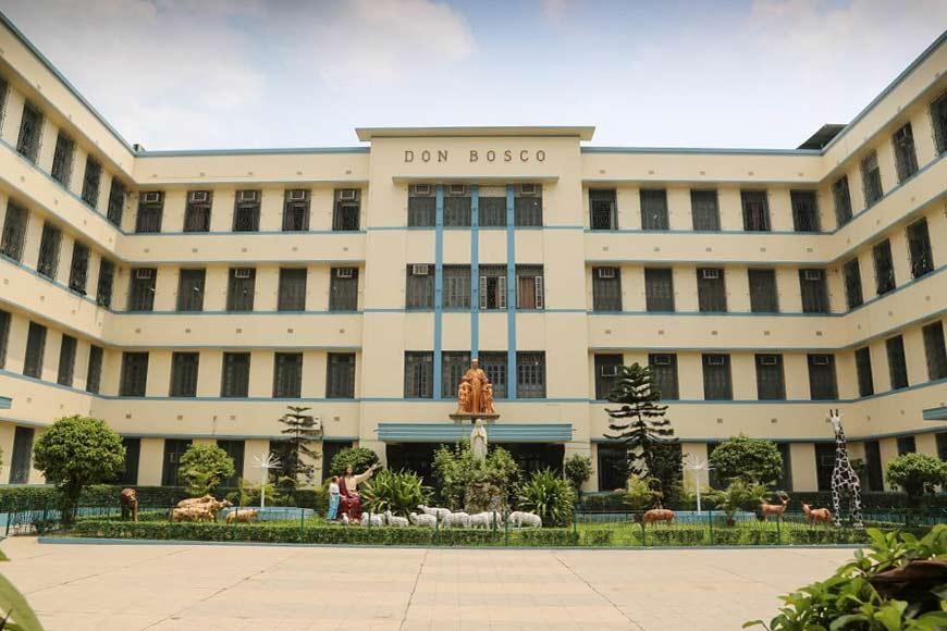 Music department of Don Bosco Kolkata, creates a global musical bond through unique show