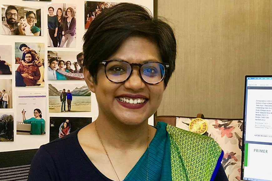 Dr Senjuti Saha, first Bengali microbiologist to be appointed in WHO board